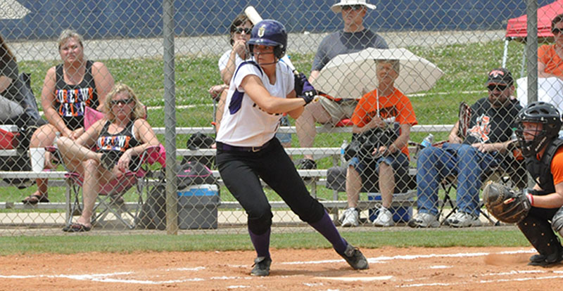 1st Softball Defeats Georgetown at NAIA Opening Round Photo