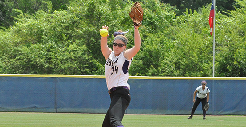 7th Softball Defeats Georgetown at NAIA Opening Round Photo