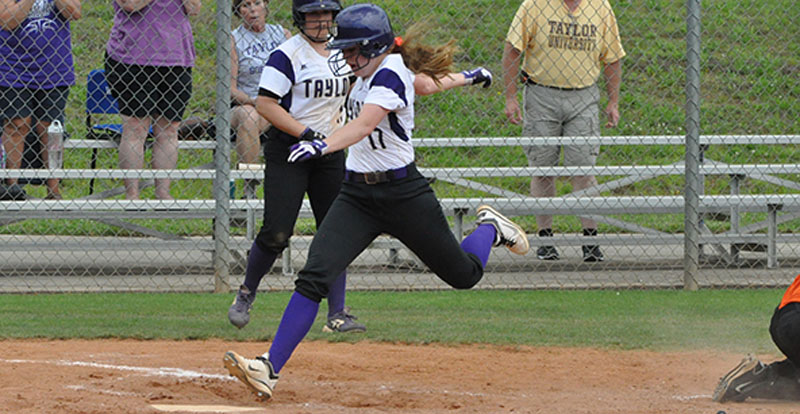 18th Softball Defeats Georgetown at NAIA Opening Round Photo