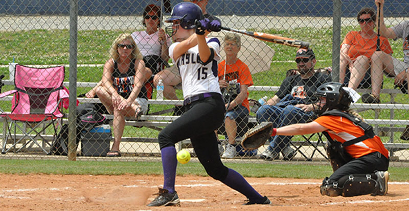 20th Softball Defeats Georgetown at NAIA Opening Round Photo