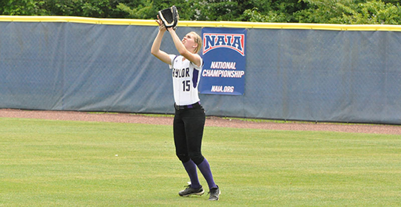 23rd Softball Defeats Georgetown at NAIA Opening Round Photo