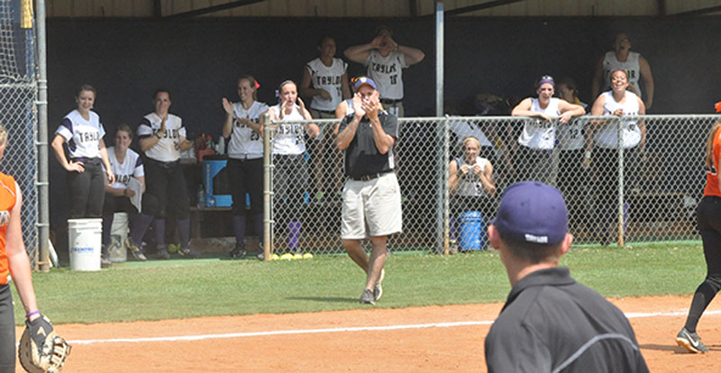 28th Softball Defeats Georgetown at NAIA Opening Round Photo