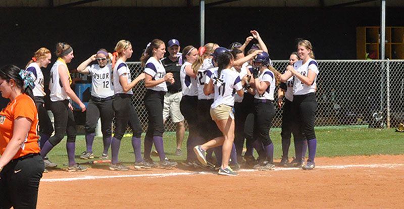 33rd Softball Defeats Georgetown at NAIA Opening Round Photo