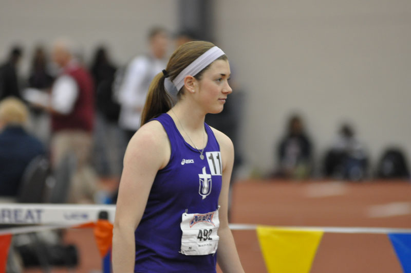 1st Women's Indoor Track & Field National Championship- Day Two Photo