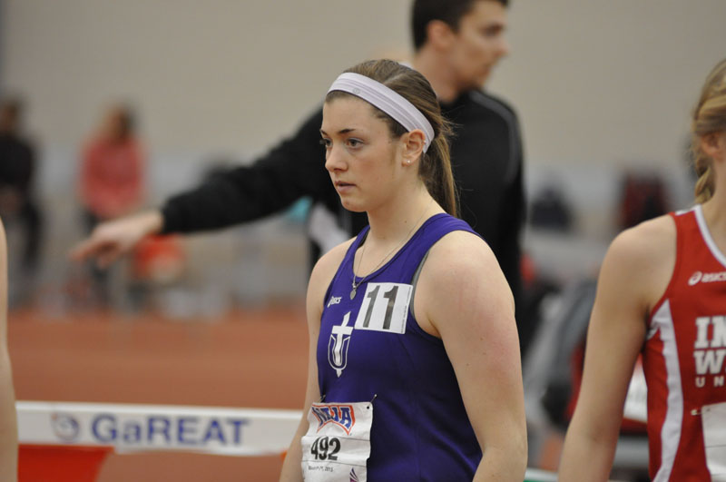 5th Women's Indoor Track & Field National Championship- Day Two Photo
