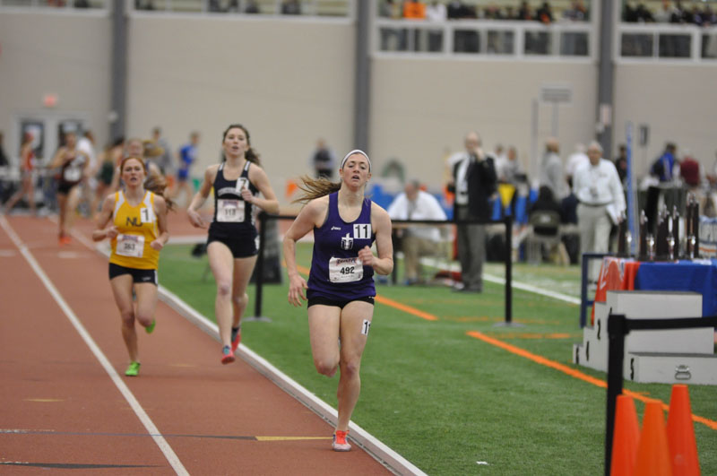 10th Women's Indoor Track & Field National Championship- Day Two Photo