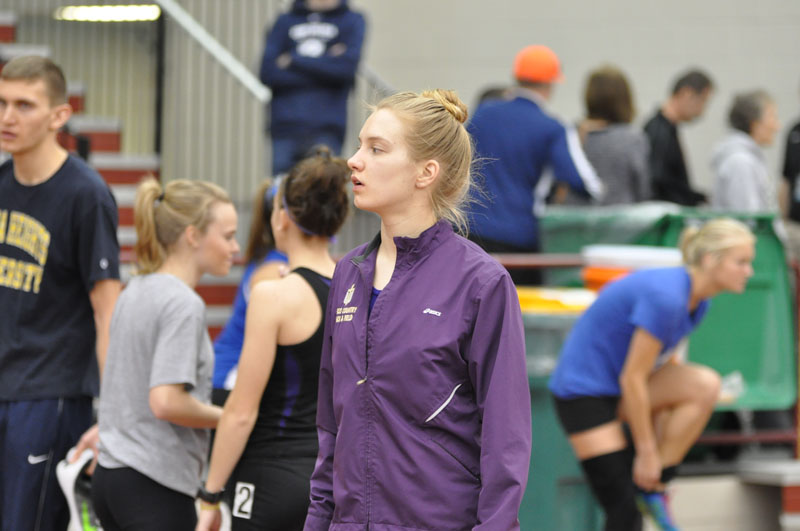 14th Women's Indoor Track & Field National Championship- Day Two Photo