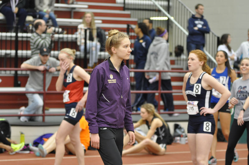 15th Women's Indoor Track & Field National Championship- Day Two Photo