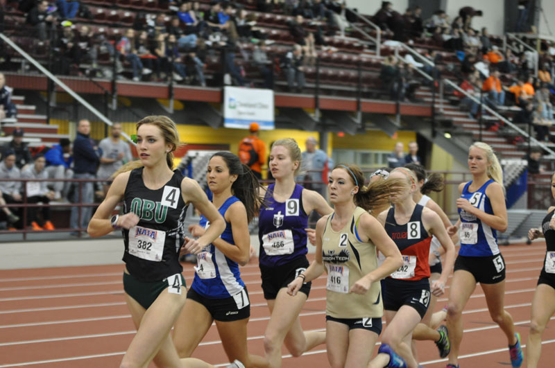 16th Women's Indoor Track & Field National Championship- Day Two Photo