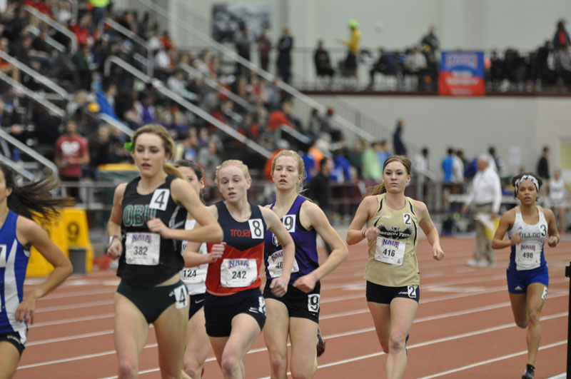 17th Women's Indoor Track & Field National Championship- Day Two Photo
