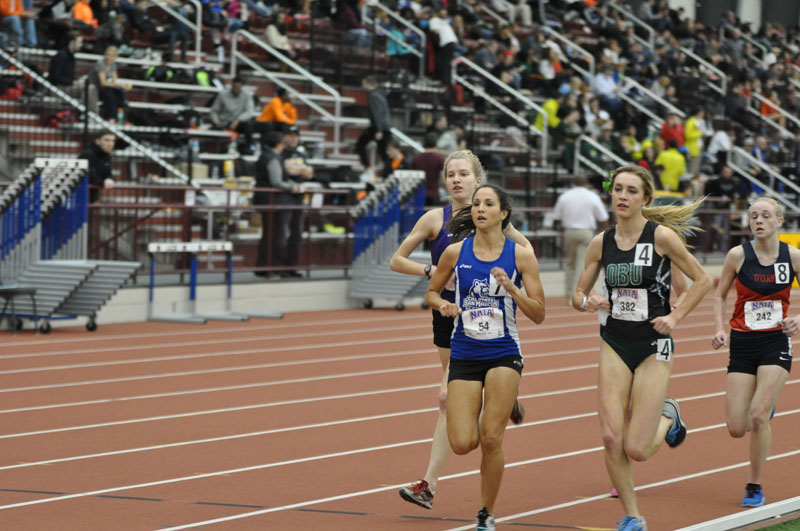 20th Women's Indoor Track & Field National Championship- Day Two Photo