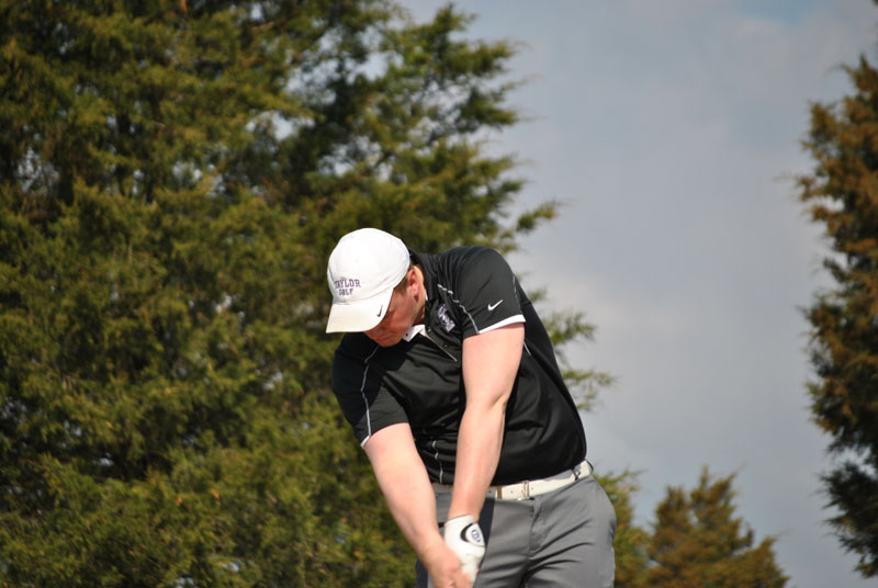 5th Men's Golf at Tennessee River Rumble Day 1 Photo