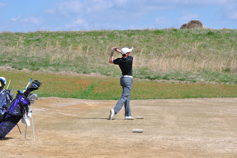 17th Men's Golf at Tennessee River Rumble Day 1 Photo