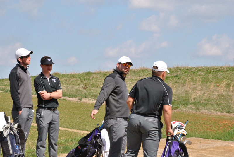 19th Men's Golf at Tennessee River Rumble Day 1 Photo