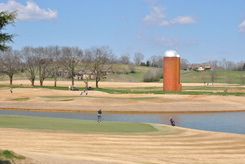 21st Men's Golf at Tennessee River Rumble Day 1 Photo