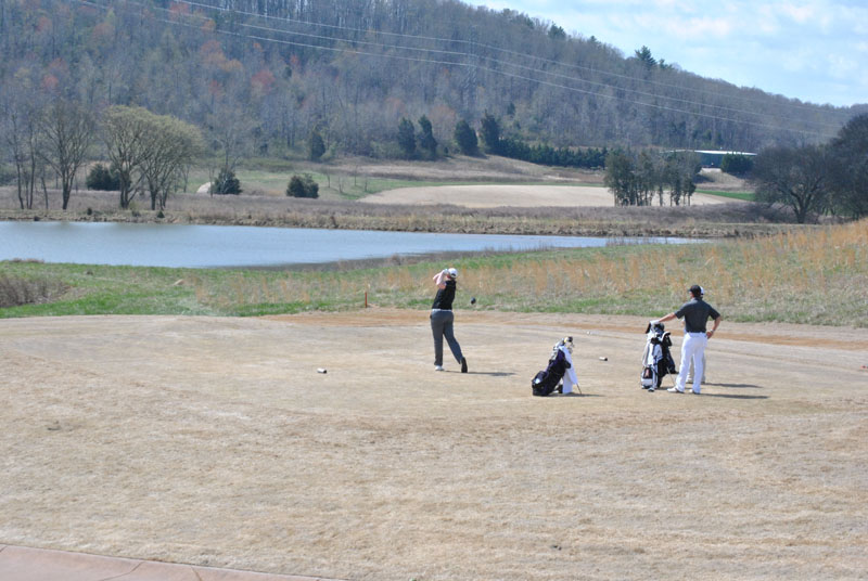 23rd Men's Golf at Tennessee River Rumble Day 1 Photo