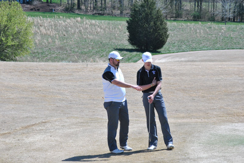 26th Men's Golf at Tennessee River Rumble Day 1 Photo