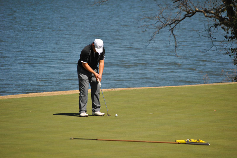 31st Men's Golf at Tennessee River Rumble Day 1 Photo