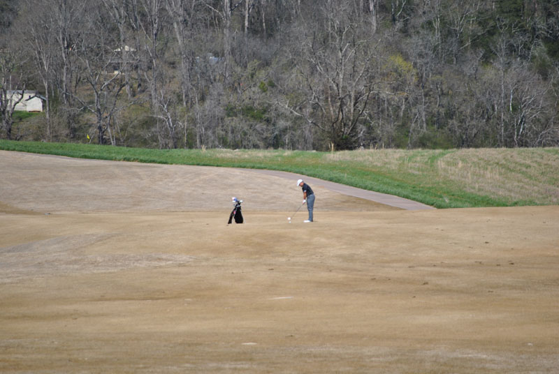 32nd Men's Golf at Tennessee River Rumble Day 1 Photo