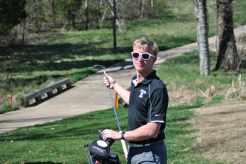 33rd Men's Golf at Tennessee River Rumble Day 1 Photo