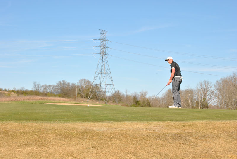 34th Men's Golf at Tennessee River Rumble Day 1 Photo