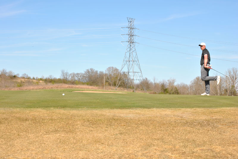 35th Men's Golf at Tennessee River Rumble Day 1 Photo