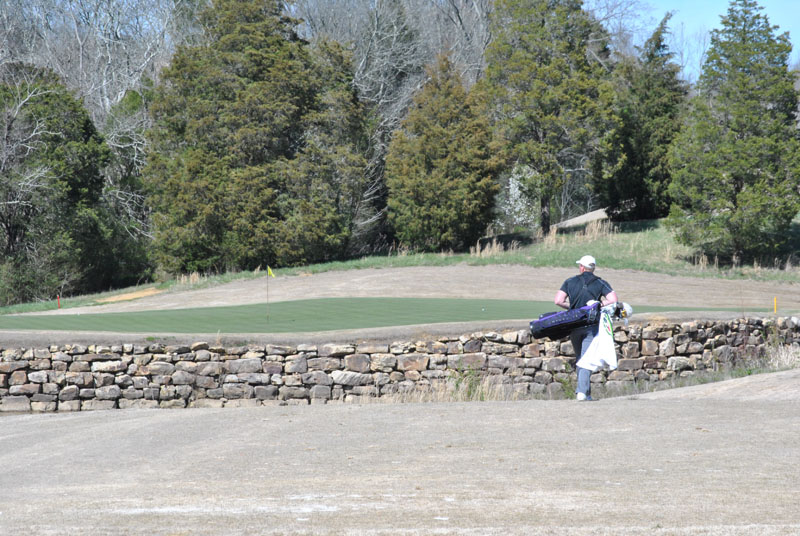 36th Men's Golf at Tennessee River Rumble Day 1 Photo