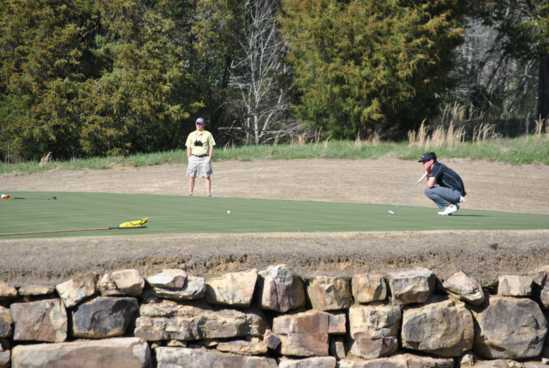 44th Men's Golf at Tennessee River Rumble Day 1 Photo