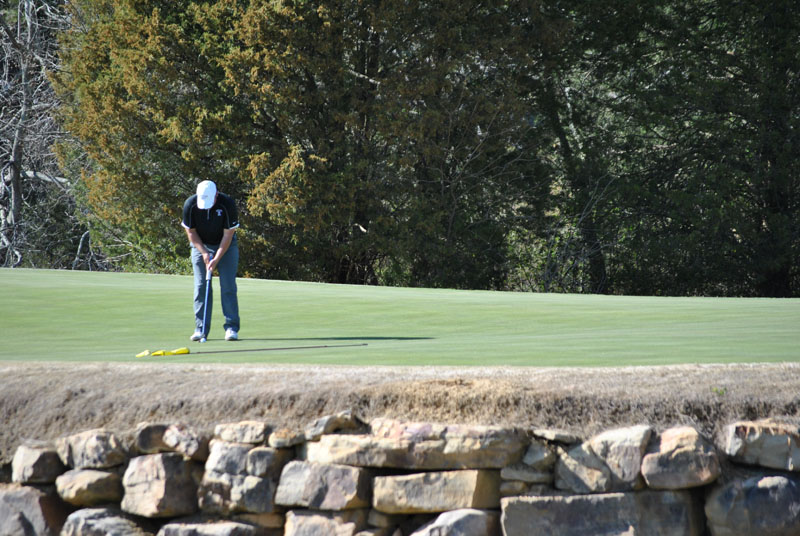 45th Men's Golf at Tennessee River Rumble Day 1 Photo