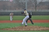 8th Baseball Splits with Cougars Photo