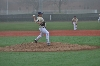 11th Baseball Splits with Cougars Photo