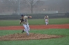 12th Baseball Splits with Cougars Photo
