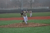 14th Baseball Splits with Cougars Photo
