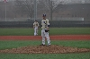 24th Baseball Splits with Cougars Photo