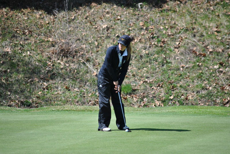 2nd Women's Golf at Meshingomesia- Day One Photo