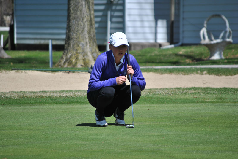 11th Women's Golf at Meshingomesia- Day One Photo