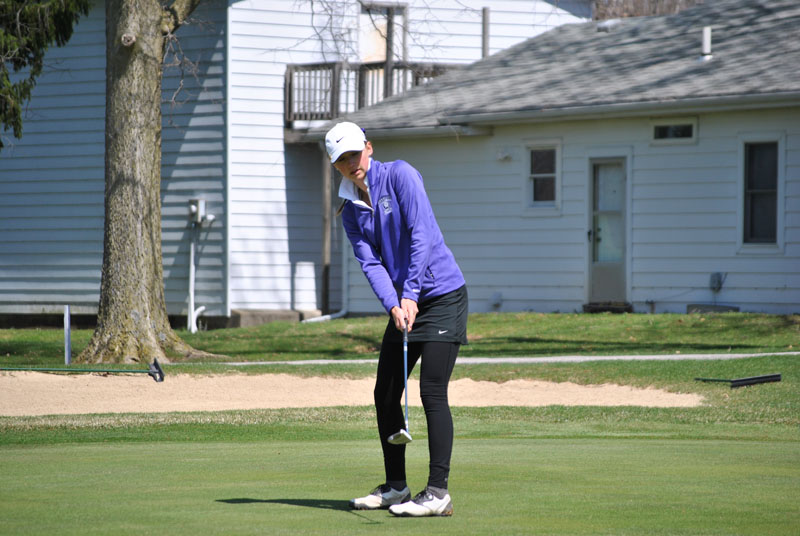 12th Women's Golf at Meshingomesia- Day One Photo
