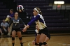 3rd Volleyball Sweeps HU in Home Opener Photo