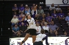 14th Volleyball Sweeps HU in Home Opener Photo