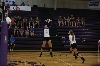 18th Volleyball Sweeps HU in Home Opener Photo