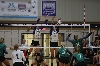 23rd Volleyball Sweeps HU in Home Opener Photo