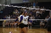 33rd Volleyball Sweeps HU in Home Opener Photo
