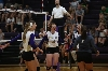 36th Volleyball Sweeps HU in Home Opener Photo