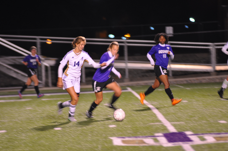 16th Selle's PK Lifts Taylor Over Goshen 1-0 in 2OT Photo