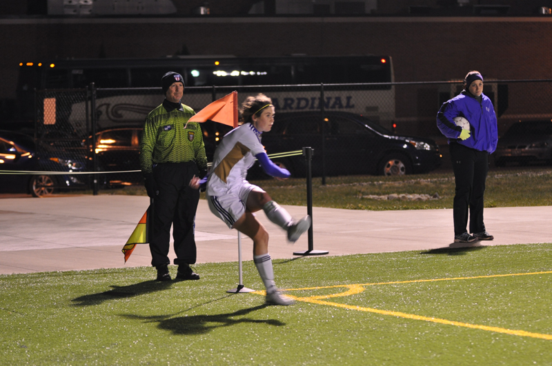 17th Selle's PK Lifts Taylor Over Goshen 1-0 in 2OT Photo