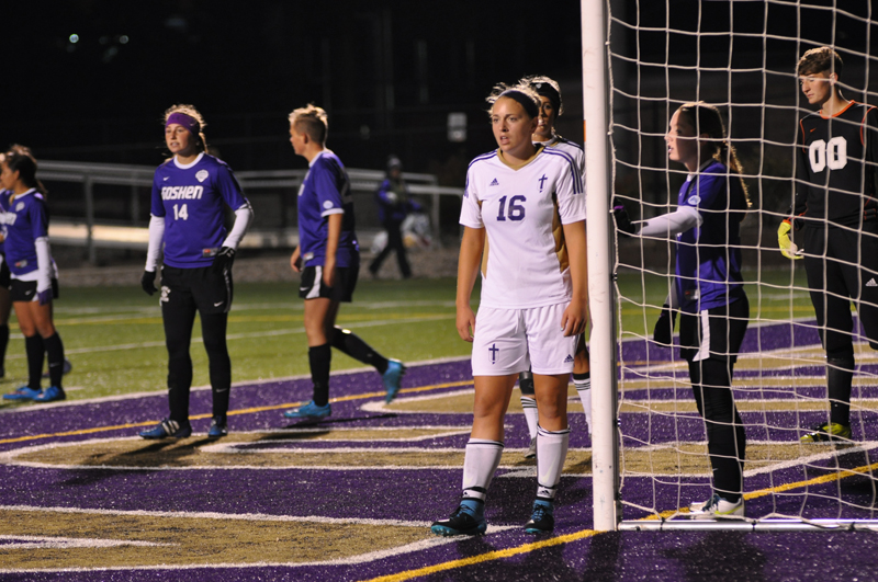 18th Selle's PK Lifts Taylor Over Goshen 1-0 in 2OT Photo