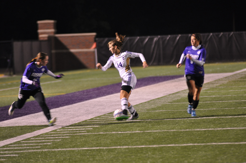 20th Selle's PK Lifts Taylor Over Goshen 1-0 in 2OT Photo