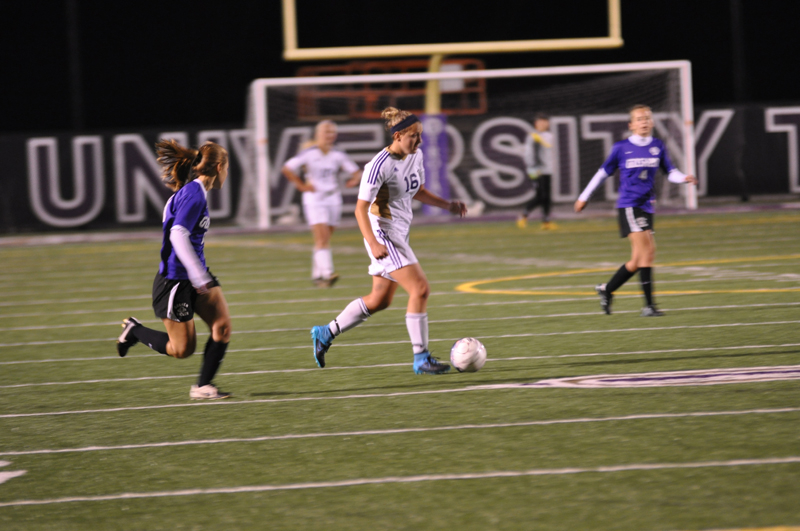 21st Selle's PK Lifts Taylor Over Goshen 1-0 in 2OT Photo