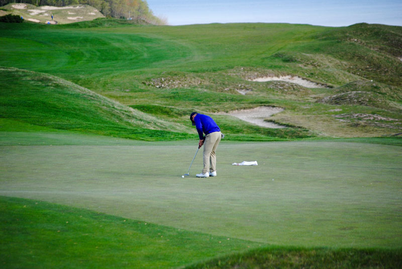 4th Men's Golf at Whistling Straits- Day Two Photo