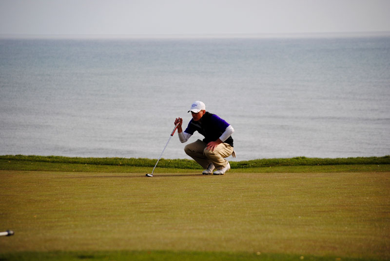 7th Men's Golf at Whistling Straits- Day Two Photo